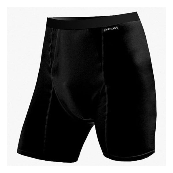 Equetech Men's Boxers in Black MB