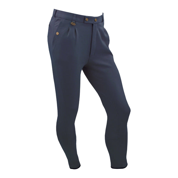 Equetech Men's Casual Breeches Navy Studio MCB NY