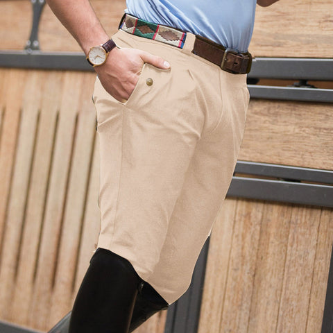 Equetech Men's Rival KS Breeches in Corn RKS CN