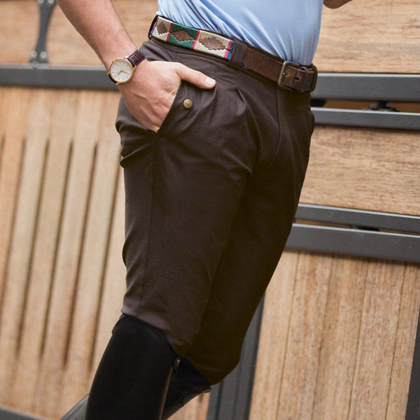 Equetech Men's Rival KS Breeches in Coco RKS CC