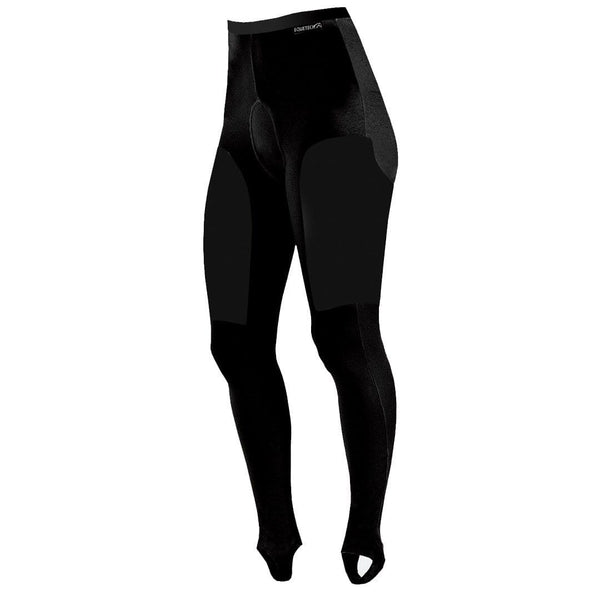 Equetech Thermal Stirrup Underbreech In Black