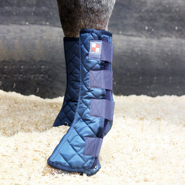 Equilibrium Equi-Chaps Stable Chaps worn by horse in stable