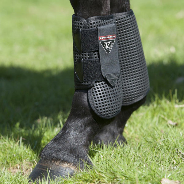 Equilibrium Tri Zone All Sports Boot worn by Horse