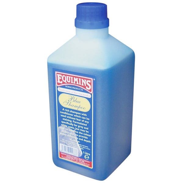 Equimins Blue Shampoo For Greys EQS0800
