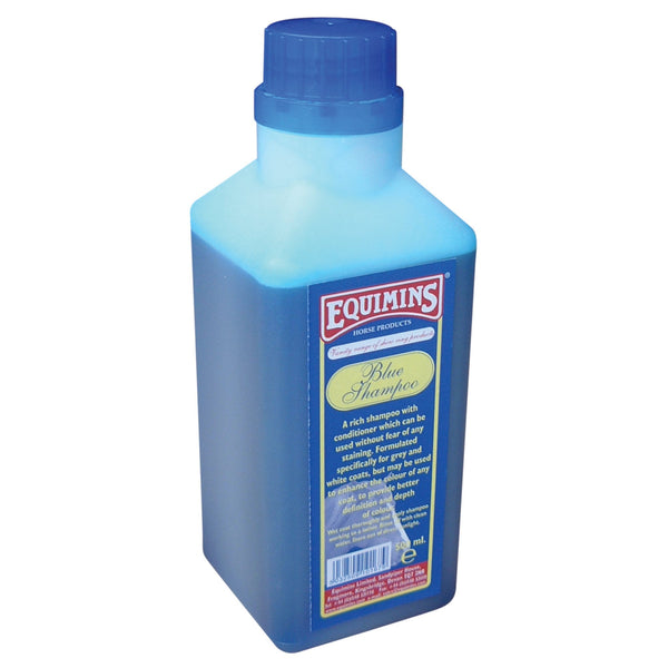 Equimins Blue Shampoo For Greys EQS0801