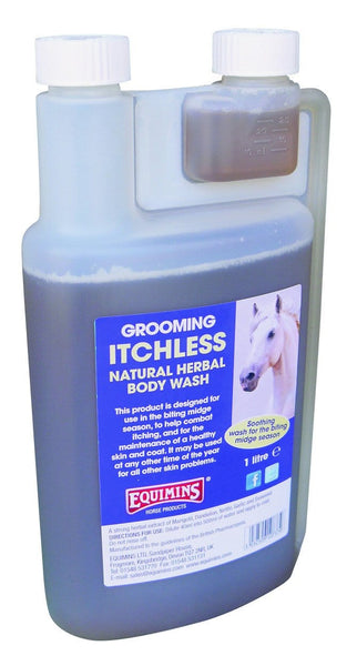 Equimins Itchless Natural Herbal Bodywash EQS0605