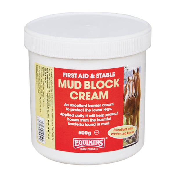 Equimins Mud Block Cream eqs0710