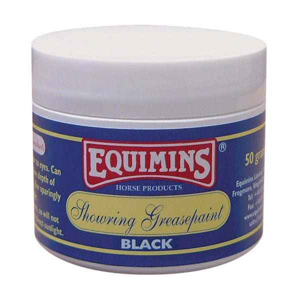 Equimins Showring Greasepaint Black EQS0825