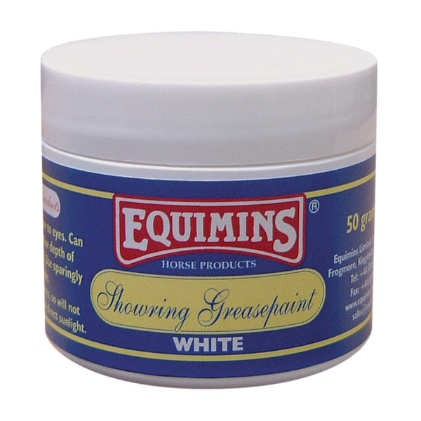 Equimins Showring Greasepaint White EQS0827