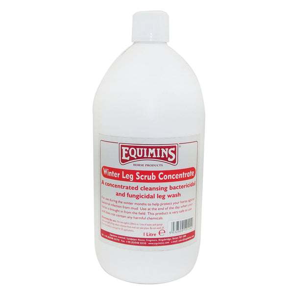 Equimins Winter Leg Scrub Concentrate EQS0380