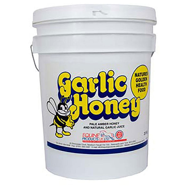 Equine Products UK Garlic Honey 5144