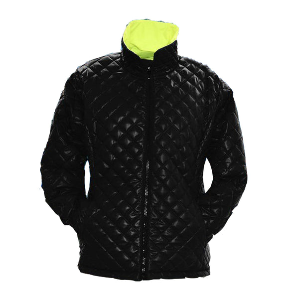 Equisafety Polite Winter Inverno Jacket Reverse Side 813313