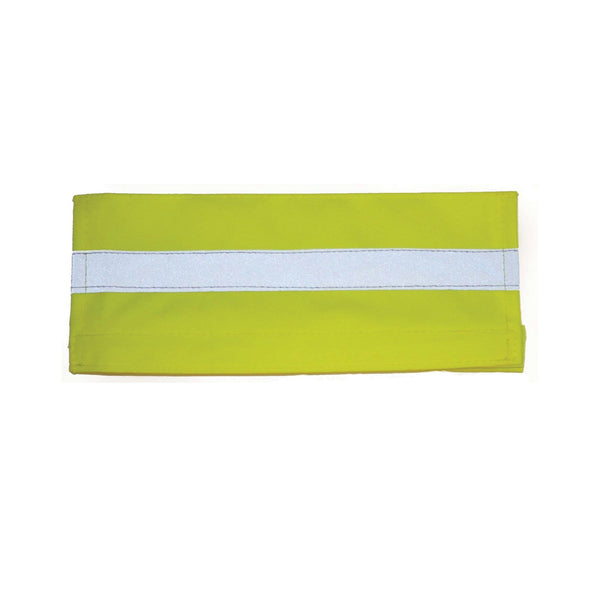 Equisafety Reflective Nose Band Yellow 613848