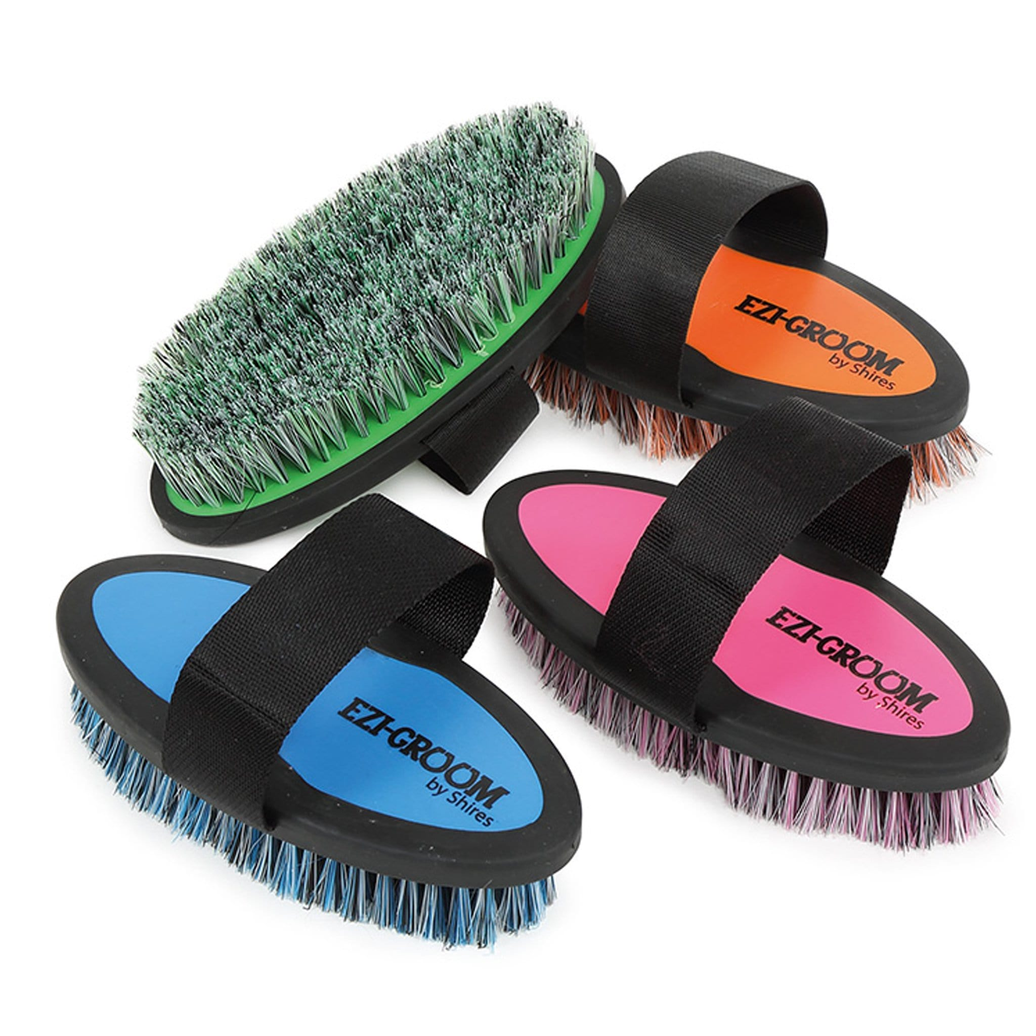 EZI-GROOM Grip Body Brush All Colours 1405