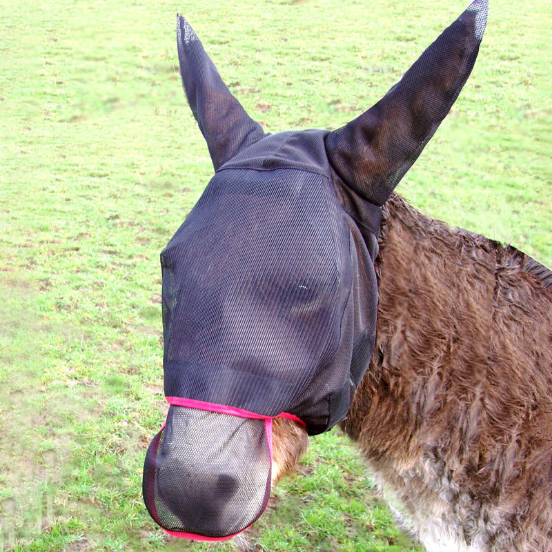 Equilibrium Donkey Field Relief Max Fly Mask EQB0362.
