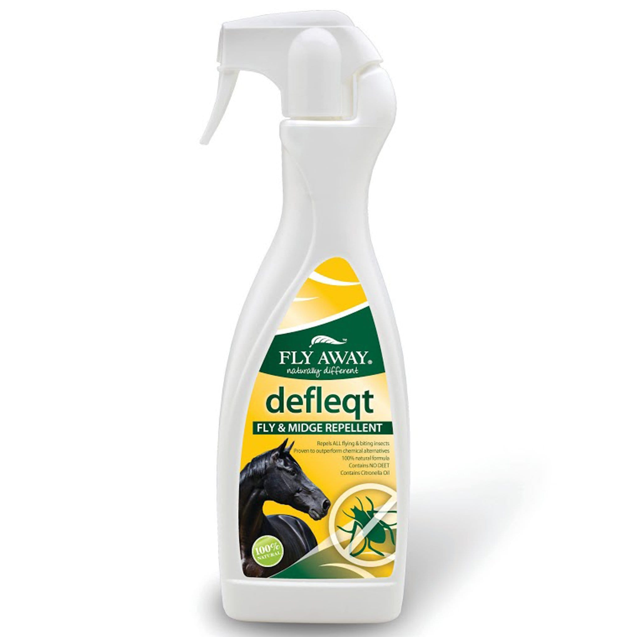 Fly Away Defleqt Fly And Insect Repellent 6901