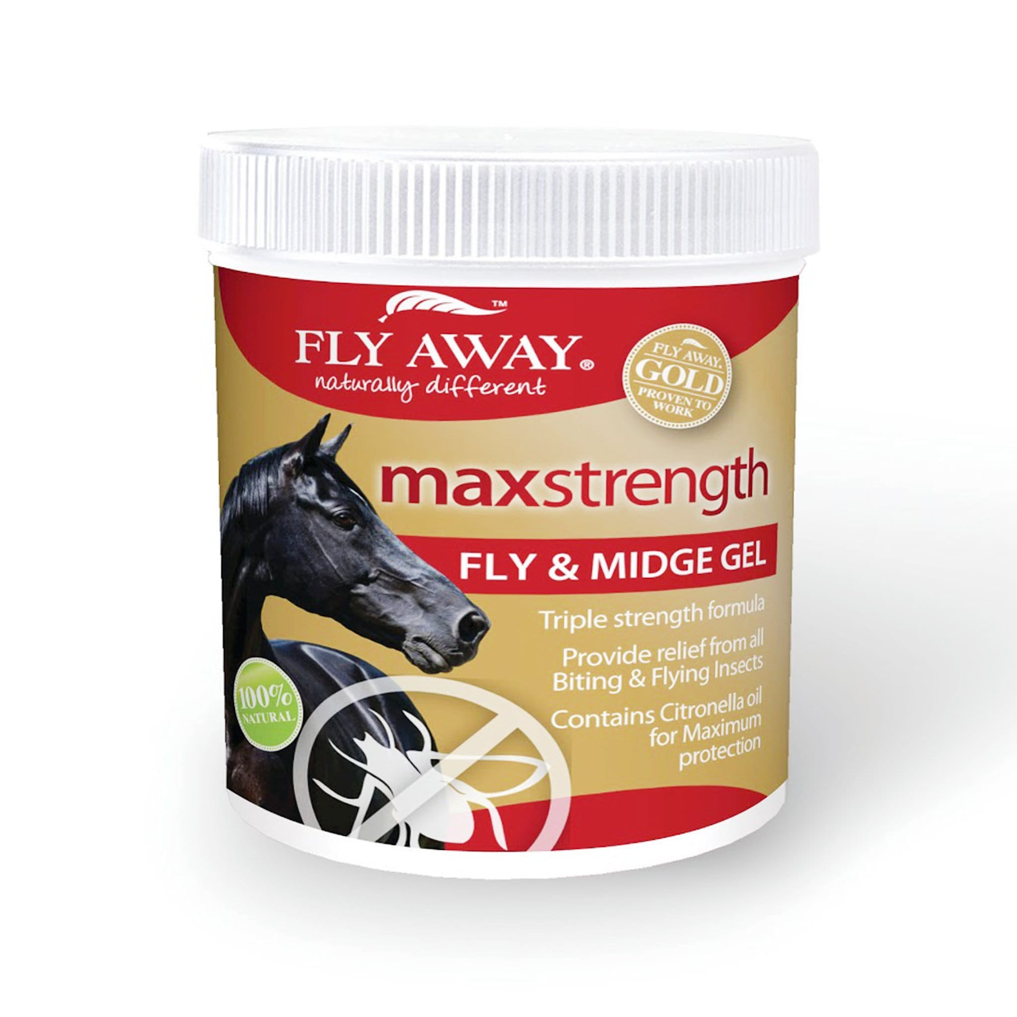 Fly Away Max Strength Fly & Midge Gel 5942