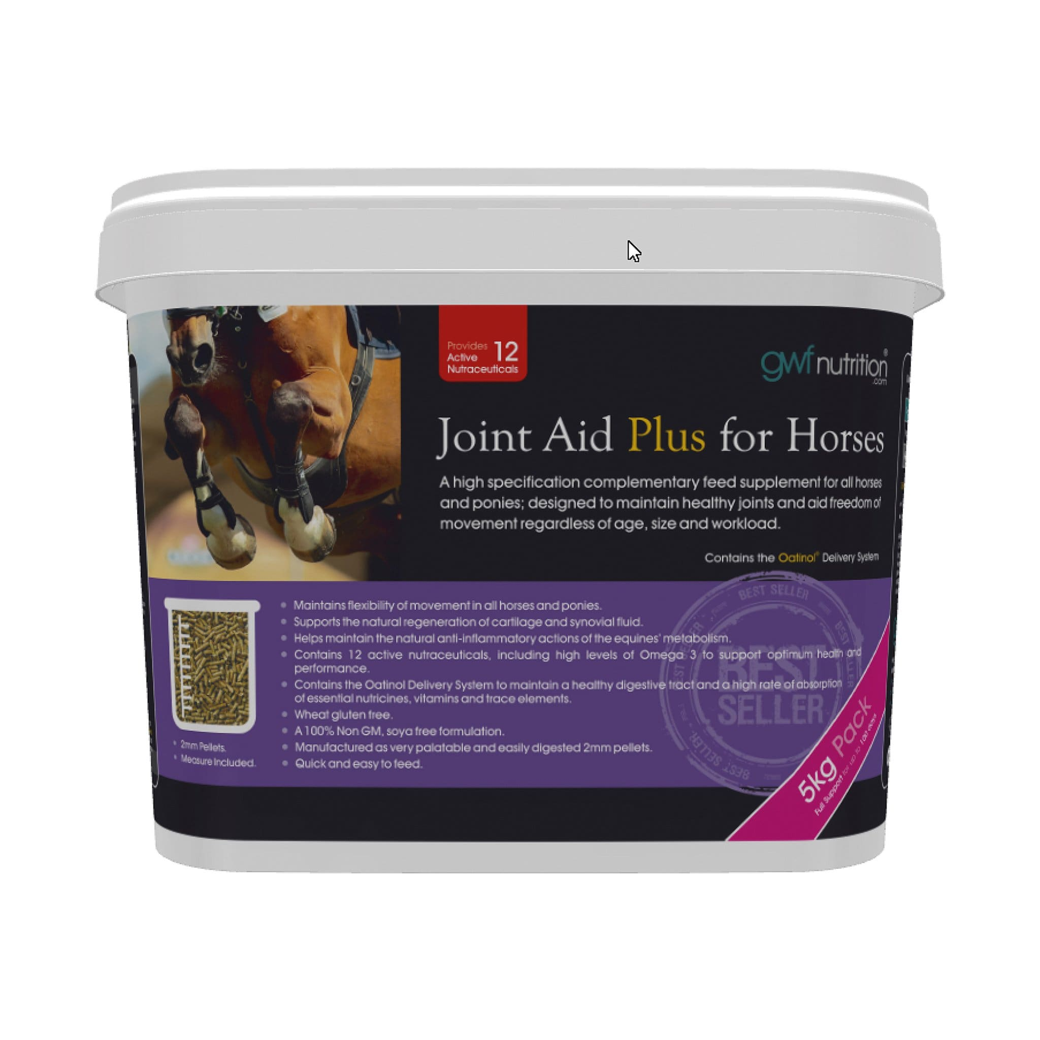 GWF Joint Aid Plus For Horses 5KG GWF0030