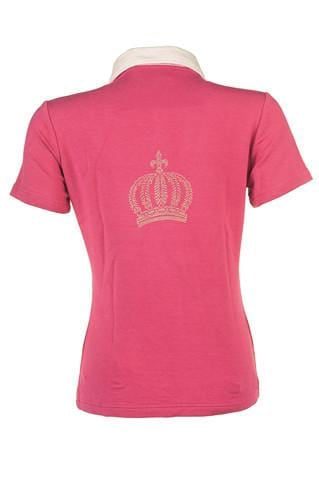 HKM Gloockler Golden Crown Polo Shirt - EQUUS