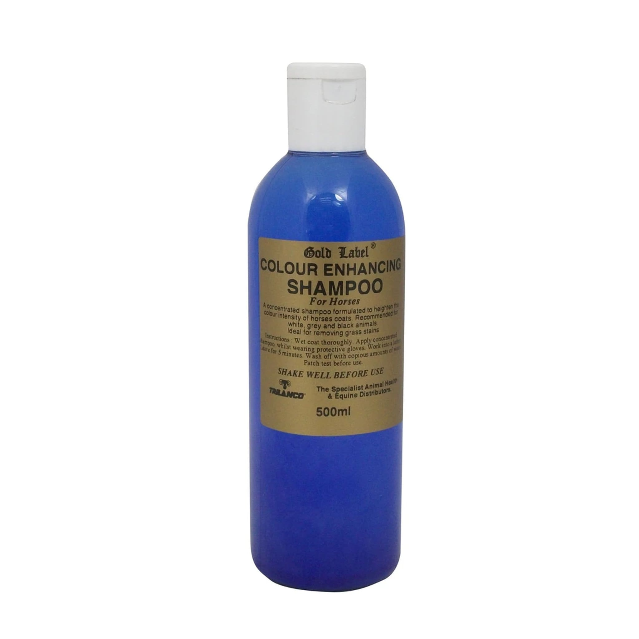 Gold Label Colour Enhancing Shampoo 500ml GLD0193