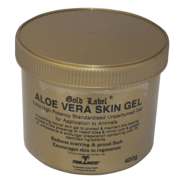 Gold Label Aloe Vera Gel 400g GLD0935