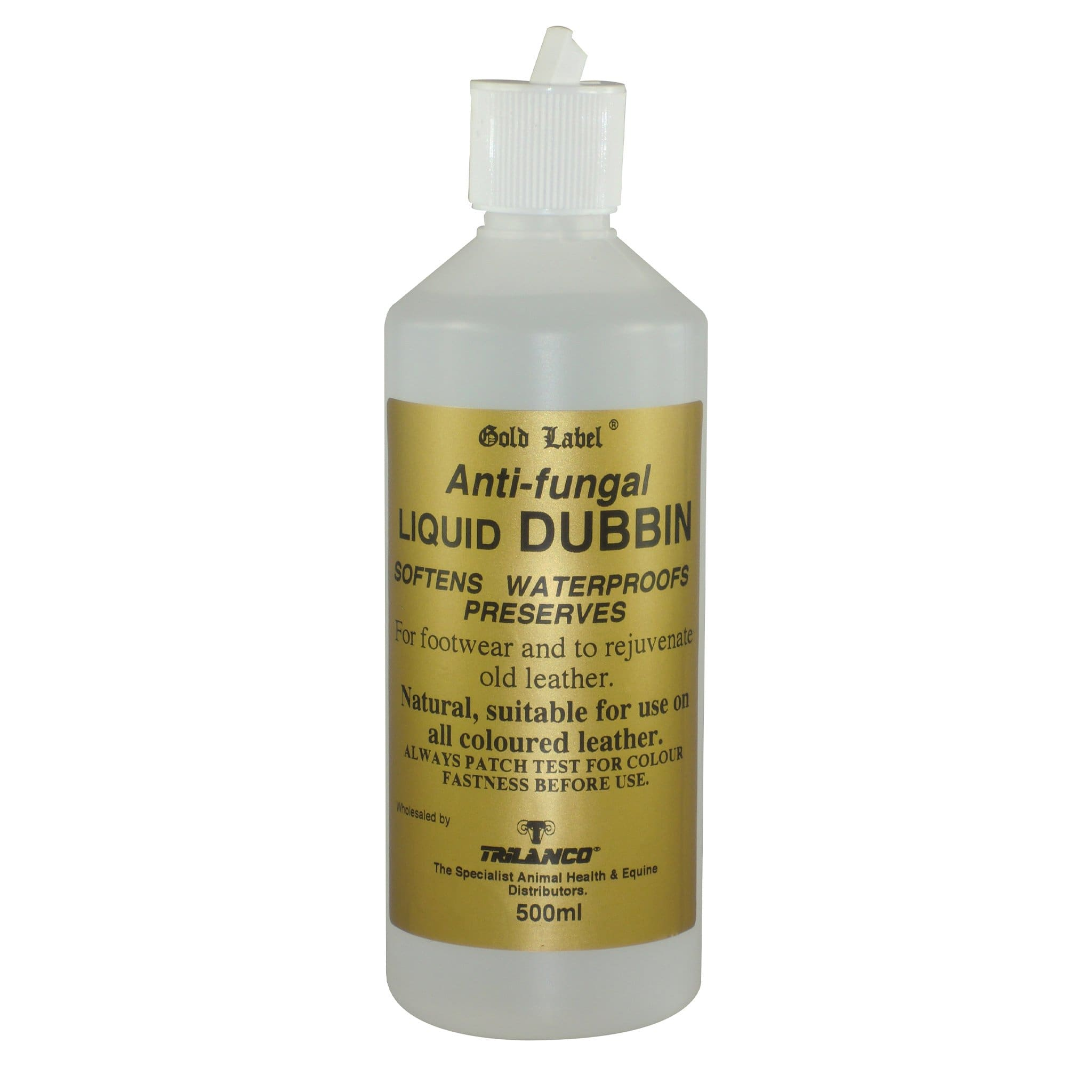 Gold Label Anti Fungal Liquid Dubbin GLD1750