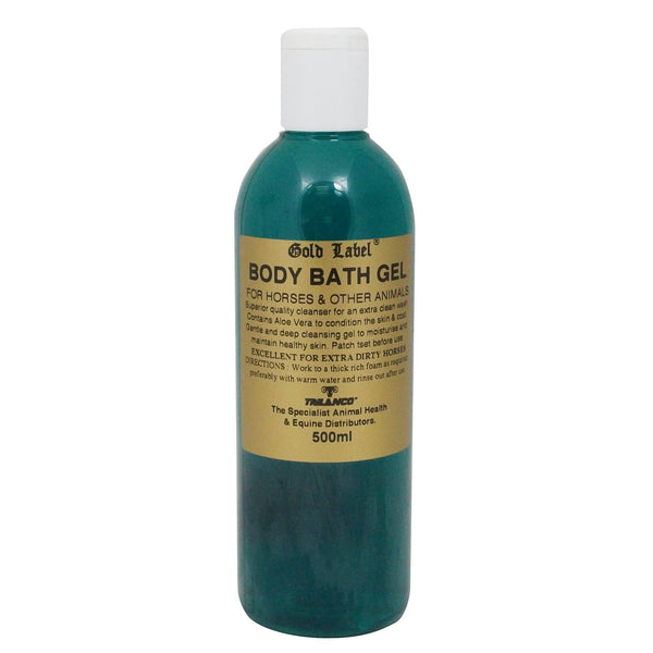 Gold Label Body Bath Gel GLD0190