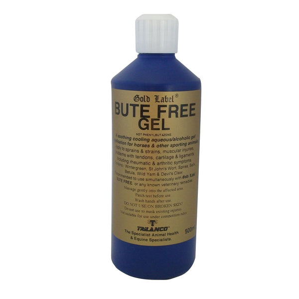 Gold Label Bute Free Gel GLD0150