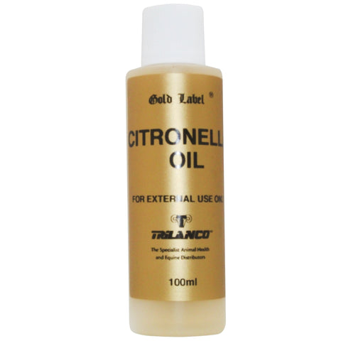 Gold Label Citronella Oil GLD1036