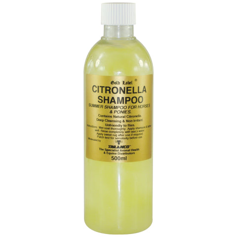 Gold Label Citronella Shampoo