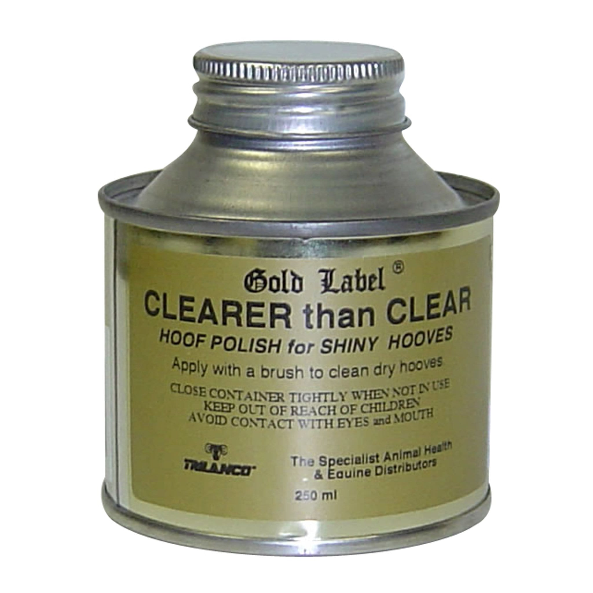 Gold Label Clearer Than Clear GLD0192