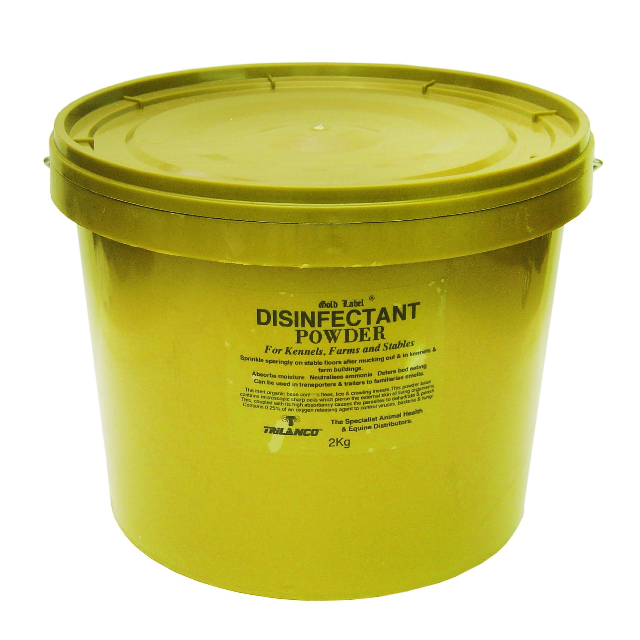 Gold Label Disinfectant Powder GLD0910 2kg