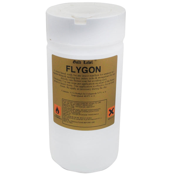 Gold Label Flygon 12 Wipes Wipes