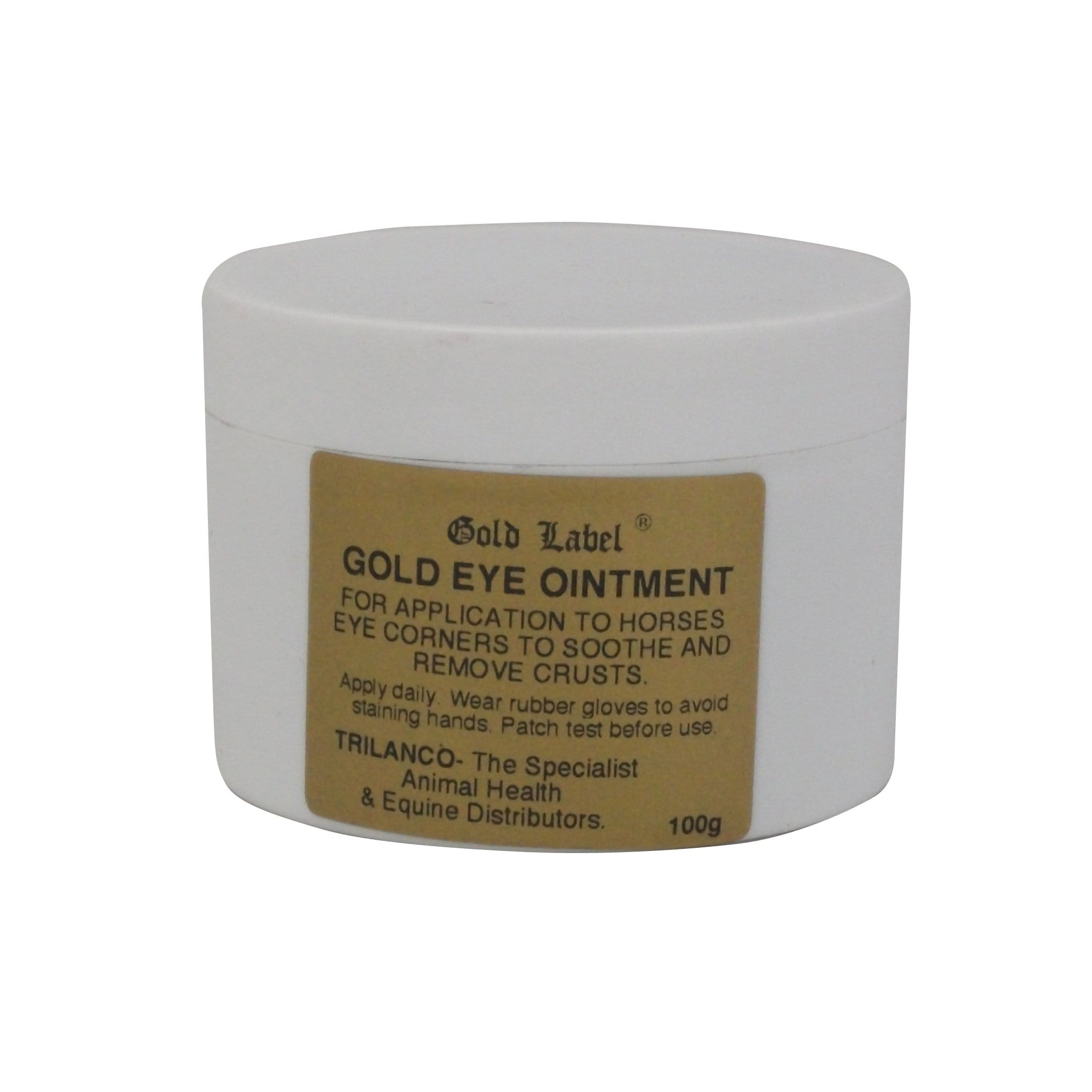 Gold Label Gold Eye Ointment GLD0410