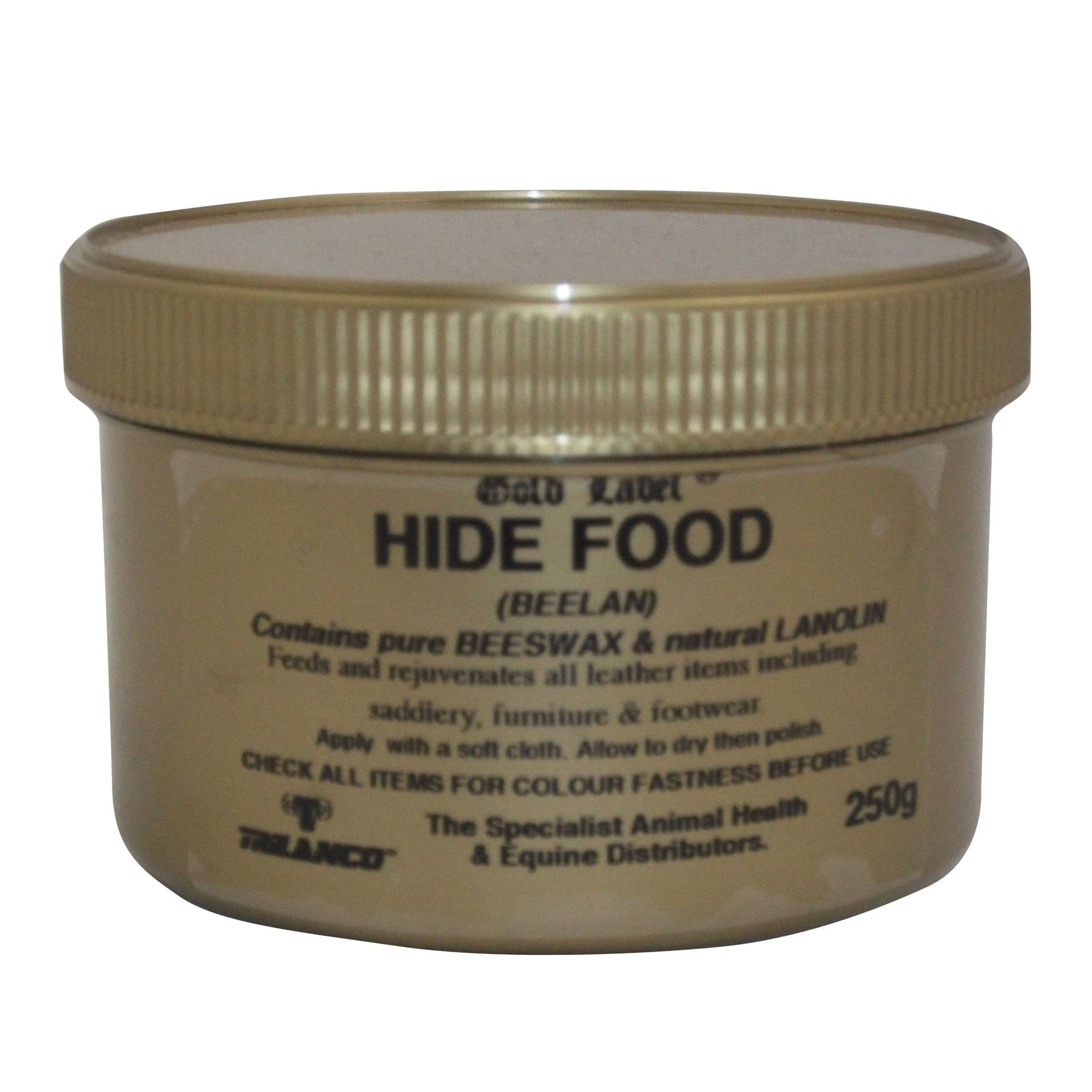 Gold Label Hide Food 250g