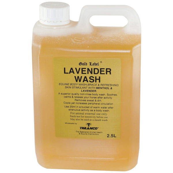 Gold Label Lavender Wash 2.5L GLD1088