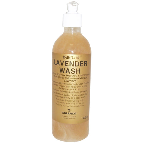 Gold Label Lavender Wash 500ml GLD1085