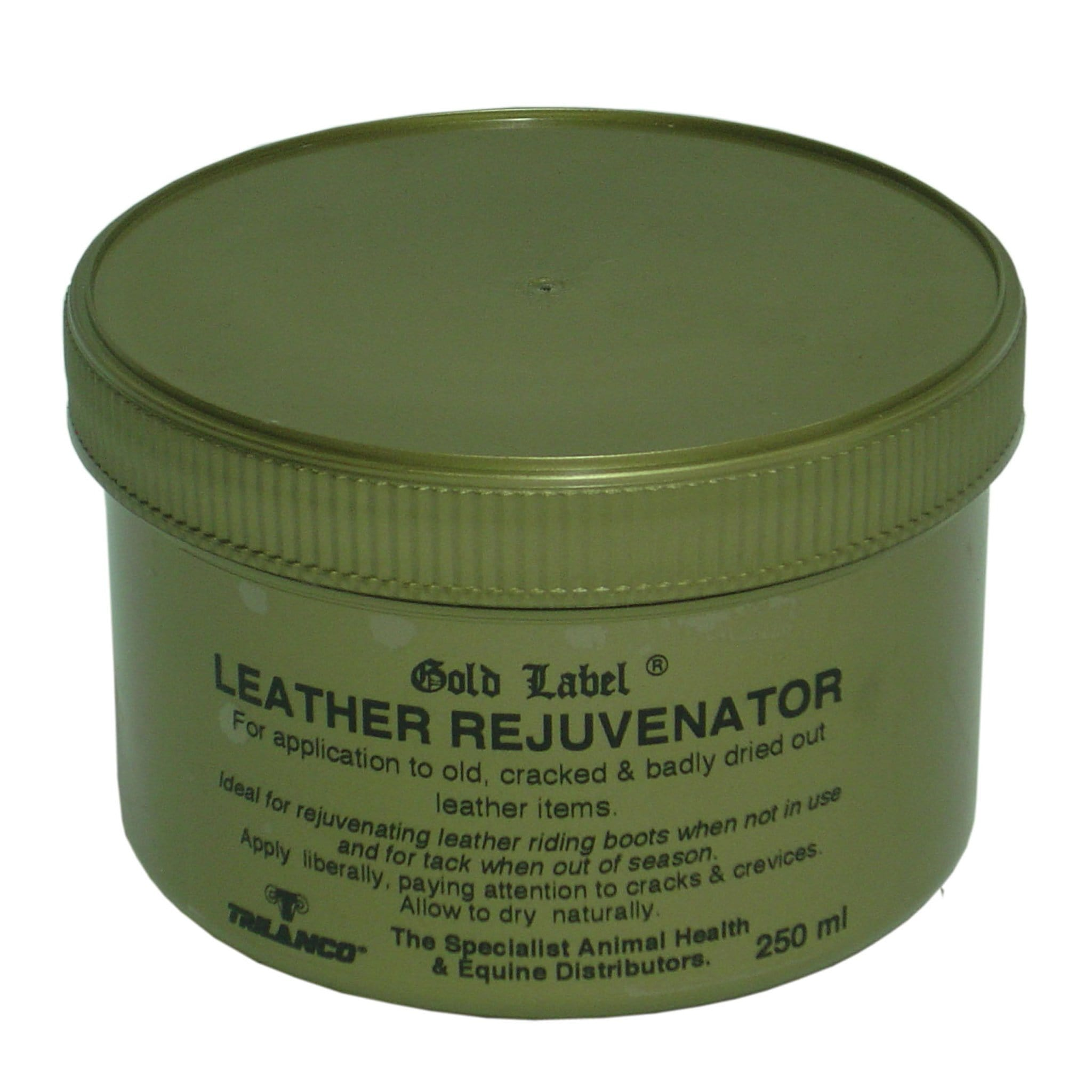 Gold Label Leather Rejuvenator 250g GLD0308