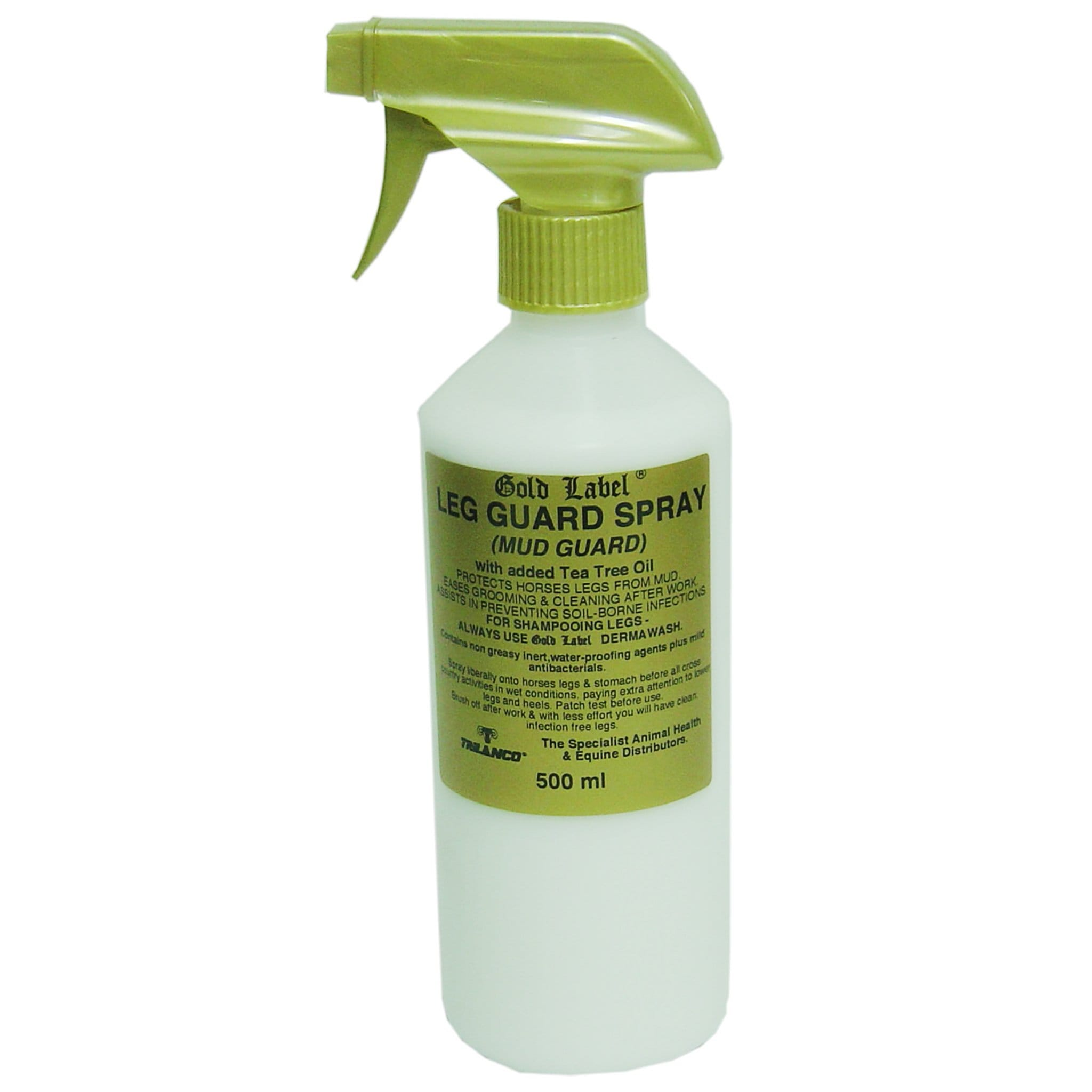 Gold Label Leg Guard Spray GLD0508