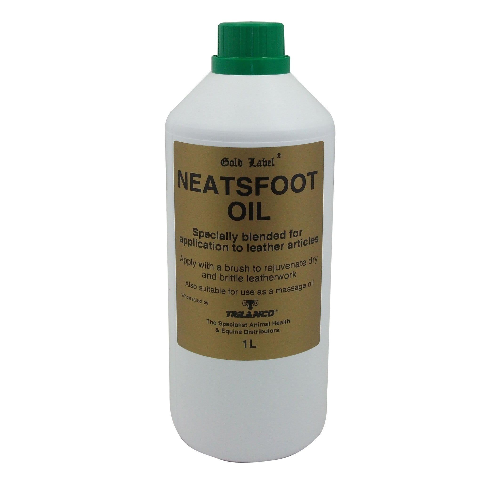 Gold Label Neatsfoot Oil 1L GLD0299