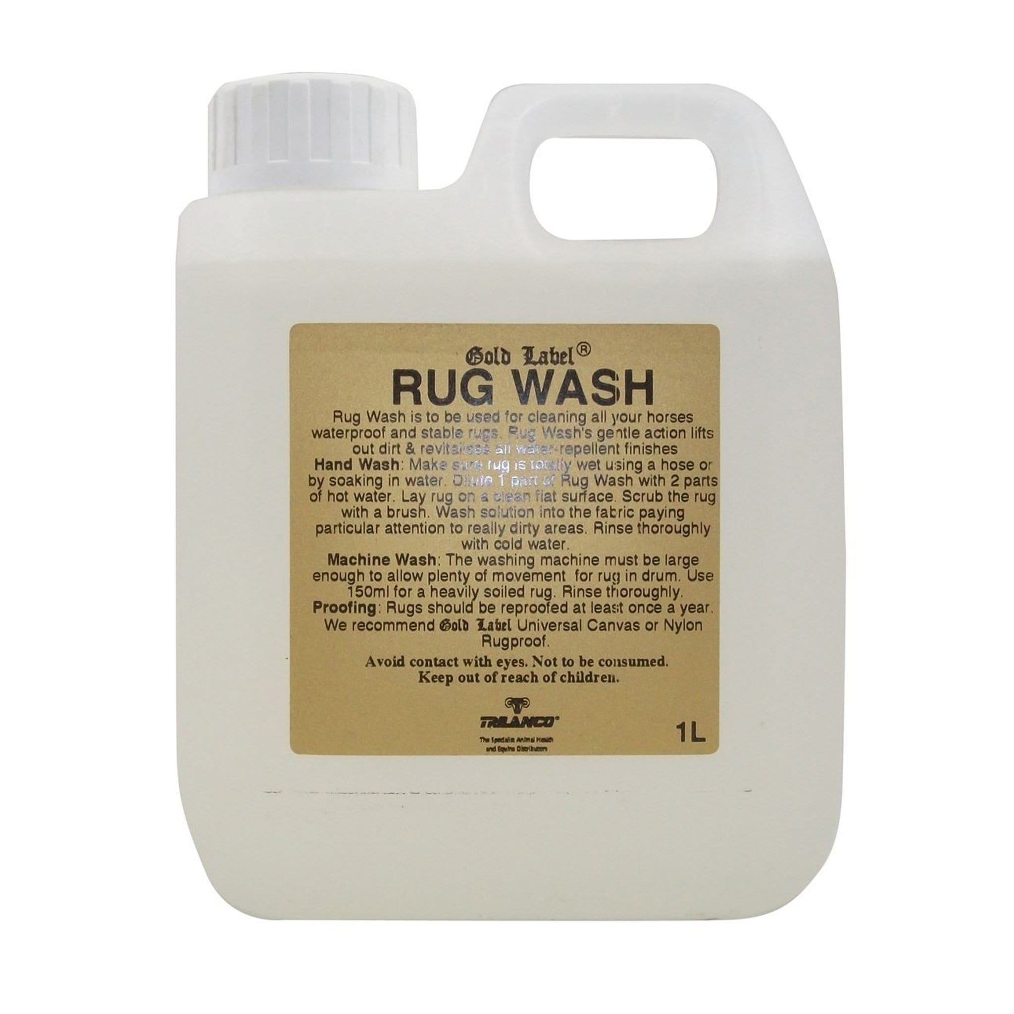 Gold Label Rugwash GLD0504