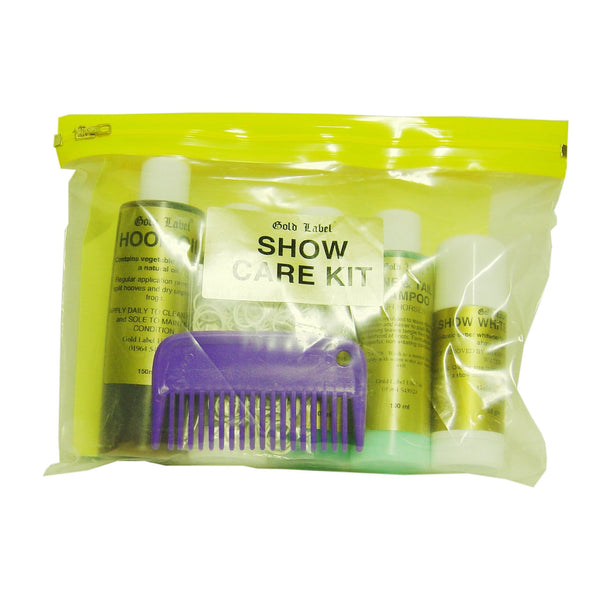 Gold Label Show Care Kit GLD0271