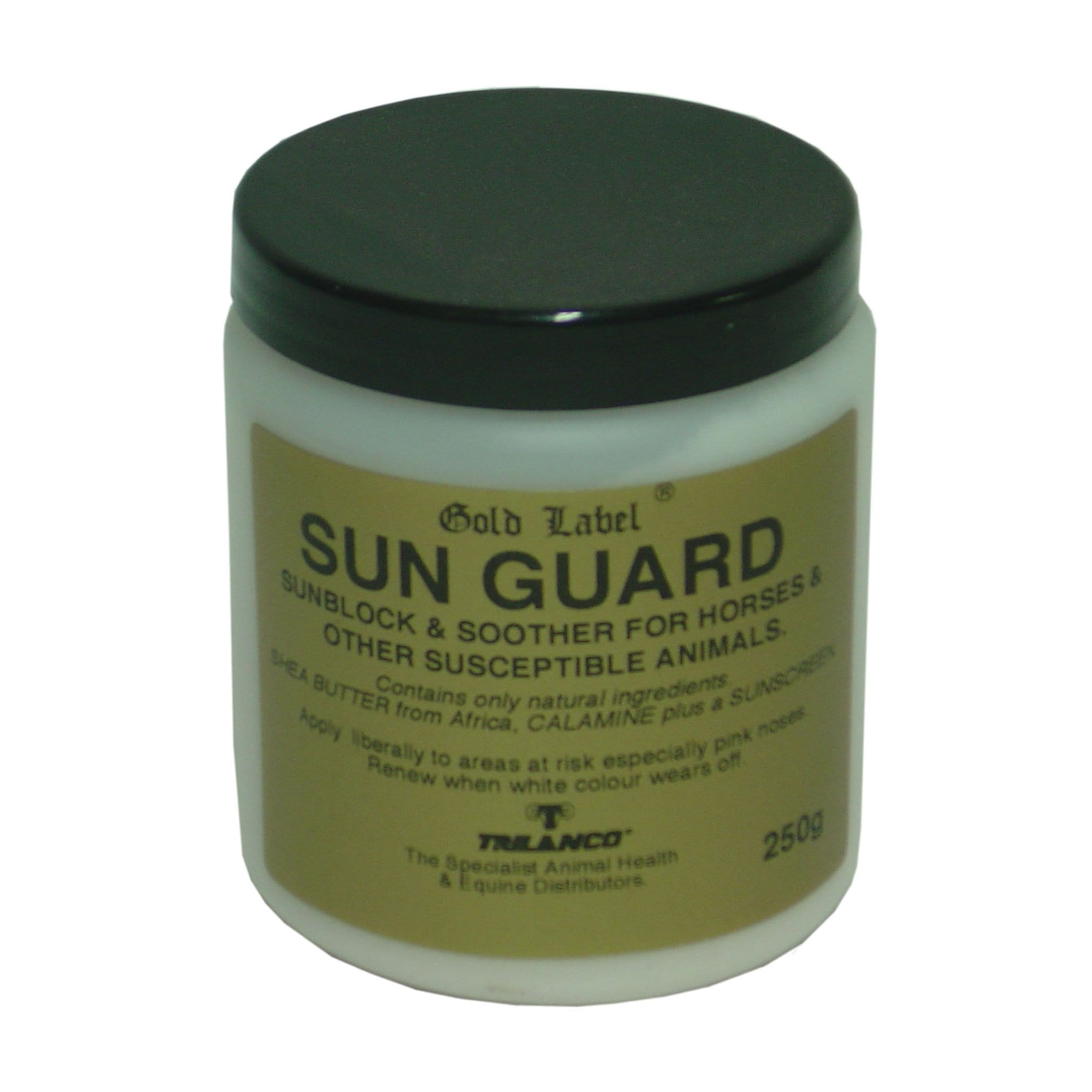 Gold Label Sunguard 250g GLD0178