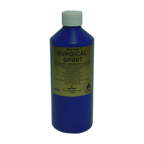 Gold Label Surgical Spirit 500ml GLD0375