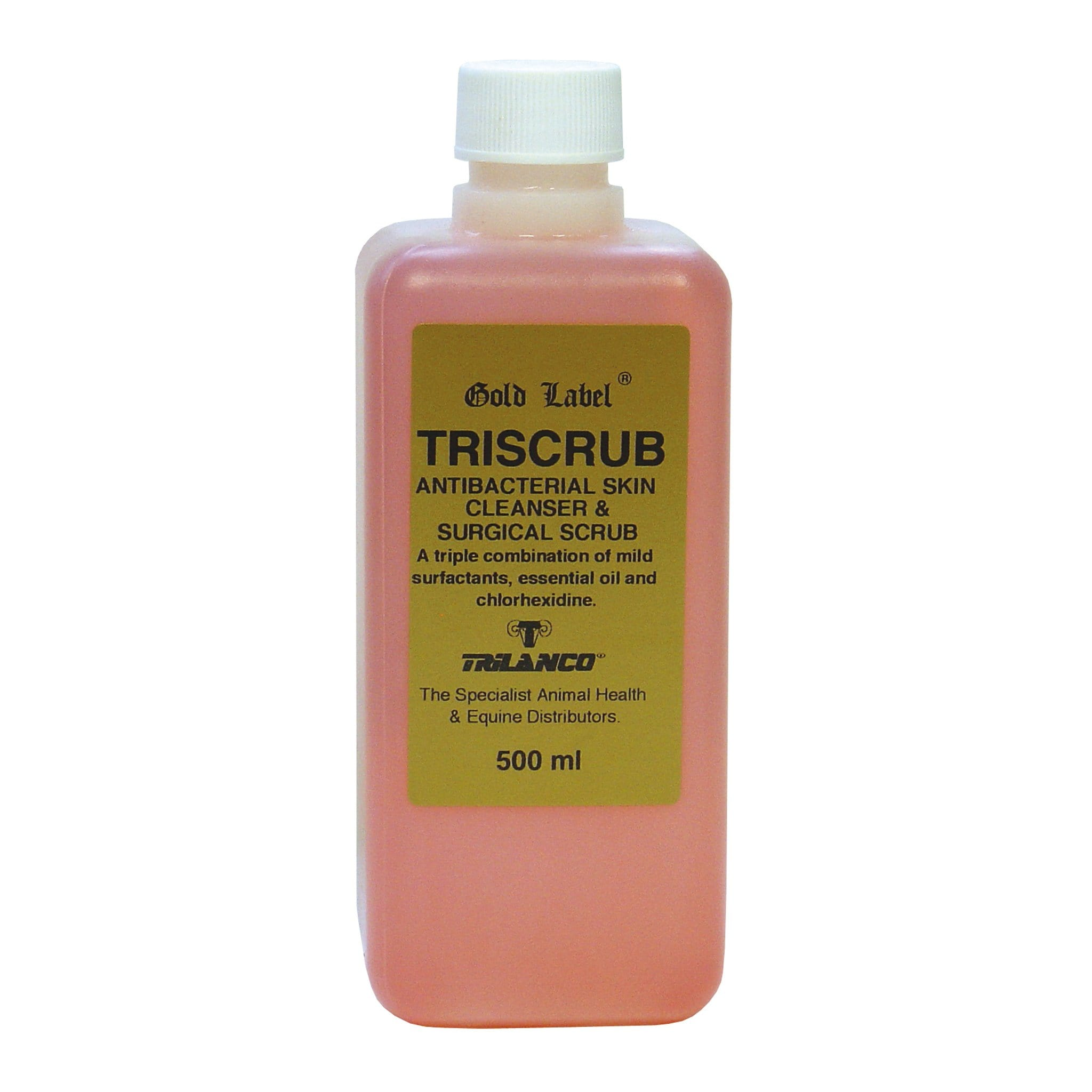 Gold Label Triscrub 500ml GLD1350
