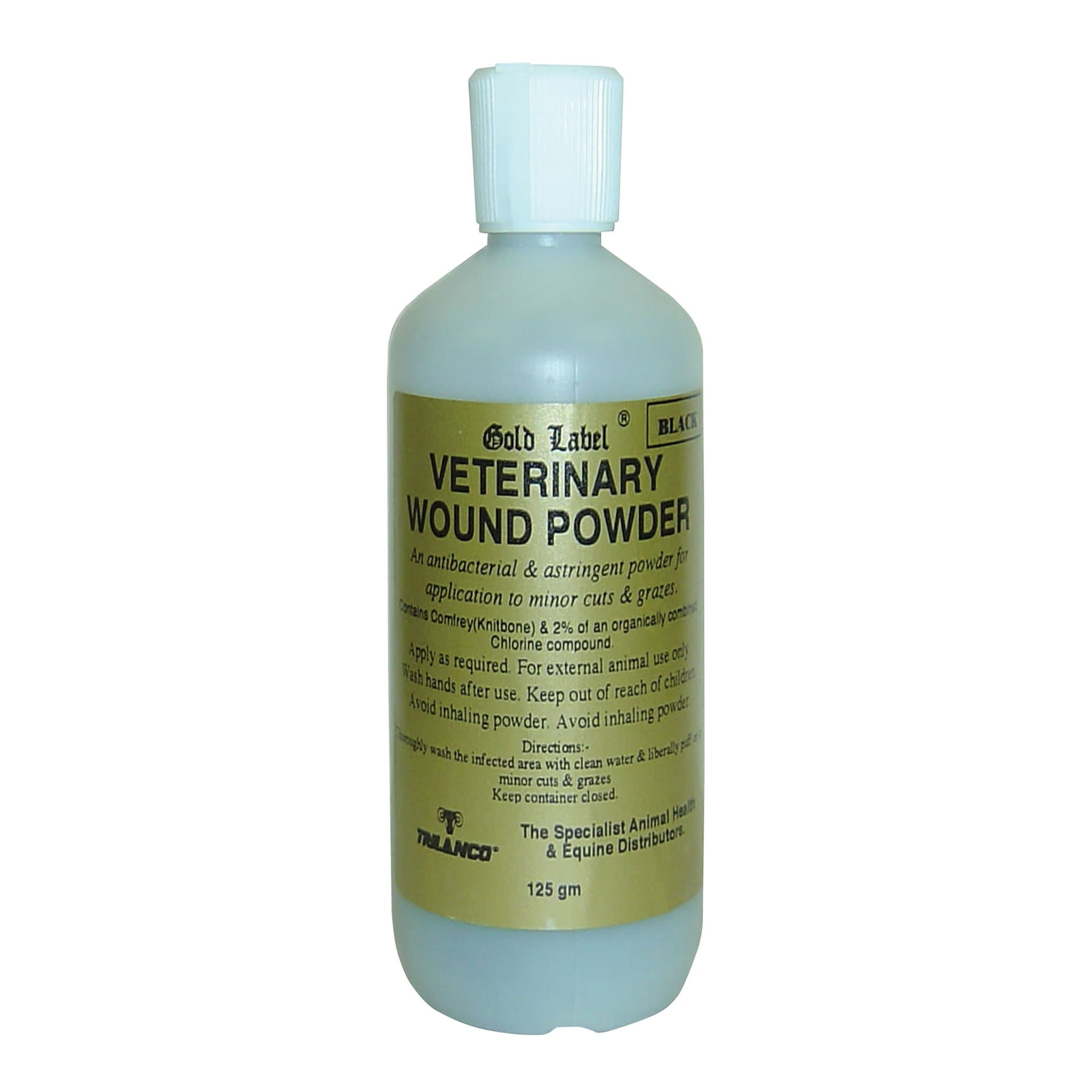 Gold Label Veterinary Wound Powder GLD0938