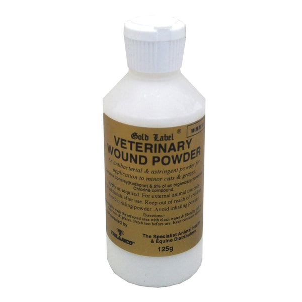 Gold Label Veterinary Wound Powder GLD0939