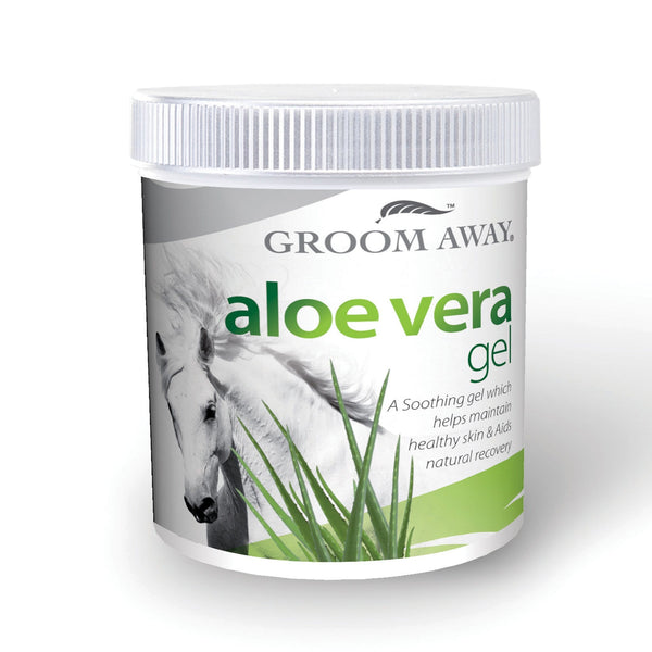 Groom Away Aloe Vera Gel 6958