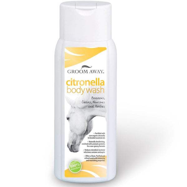 Groom Away Citronella Body Wash 4963