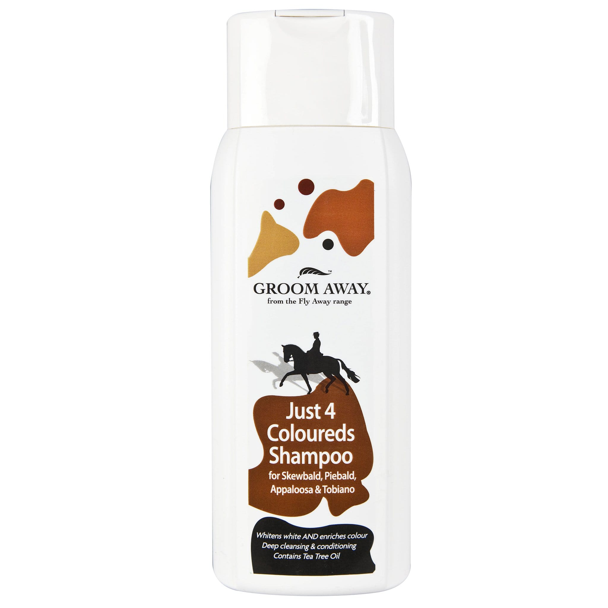 Groom Away Just 4 Coloureds Shampoo FAY0030